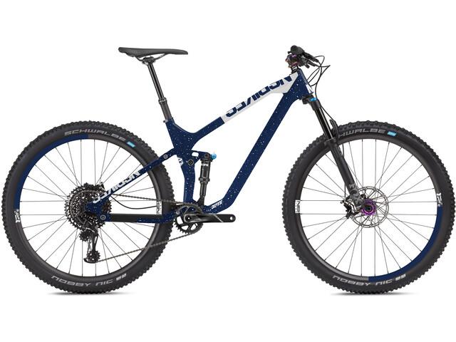 """NS Bikes Define 130 2 29"""", blue splash"""